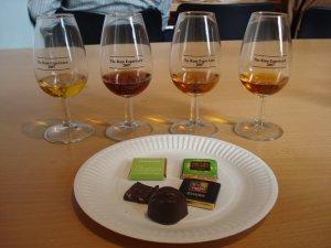 Rum and Chocolates