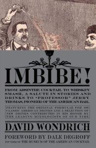 Imbibe! - David Wondrich