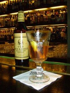 Sazerac w Bugsy's Bar, Praha