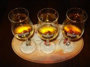 Hennessy Tasting