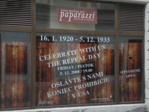 Repeal Day w Paparazzi
