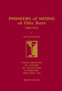Pioneers of Mixing at Elite Bars