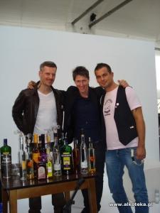 Marcin Kasprzycki, Martin Batha & Zoltan Nagy.