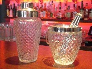 Shaker i kubełek na lód