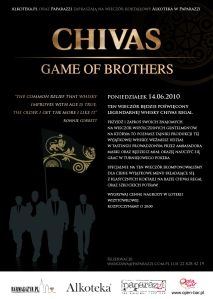 Chivas - Game of Brothers