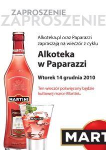 Alkoteka w Paparazzi