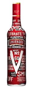 Smirnoff Vladimir limitowana edycja czerwona