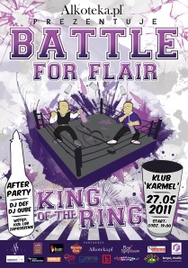 Battle for Flair III