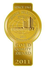 Złoty Medal w konkursie Monde Selection