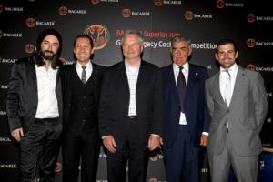 Sędziowie - Stanislav Vadrma, David Cordoba, Séamus McBride, José Sánchez Gavito, Agostino Perrone