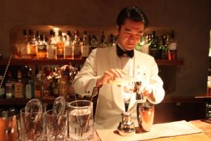 Japoński Barman