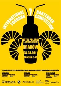 International Toorank Bartender Competition
