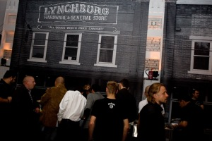Witamy w Lynchburgu