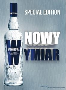 Wyborowa Special Edition
