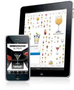 Aplikacja Drinkspiration
