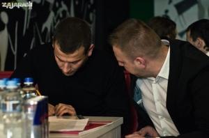 Tomek Małek; Marcin Dąbek