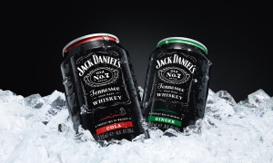 JD Cola and JD Ginger