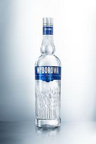 Nowa butelka Wyborowej