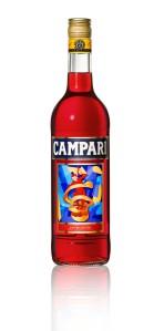 Campari Limited Edition 2012 Nespolo after Leonetto Cappiello