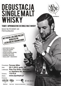 Degustacja Single Malt Whisky
