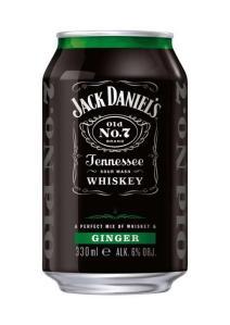 Jack Daniel's & Ginger