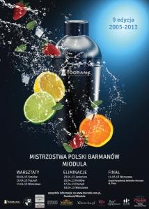 Mistrzostwa Polski Barmanów Miodula.