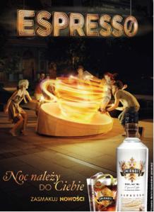 Smirnoff Black Espresso