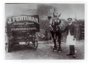 Fentimans Horse & Cart