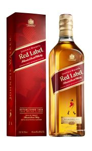 Nowa Butelka Red Label 700 ml